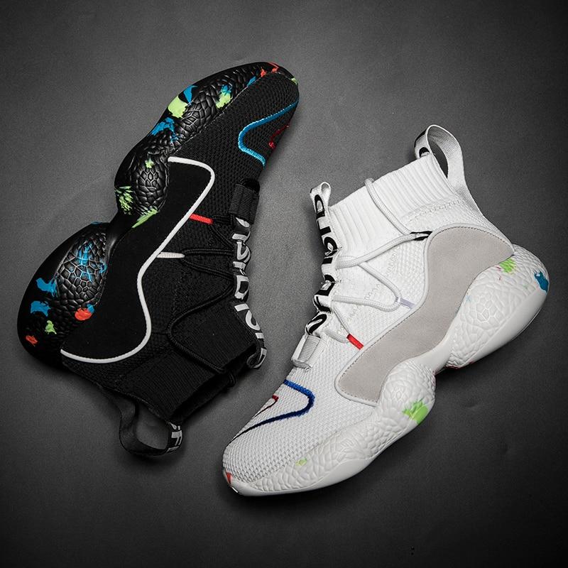 CROCODILE2018 Vente Chaude Haute Top Unisexe Chaussures de Course Pour Hommes Frais En Plein Air Sport Confortables Chaussures Femmes Sneakers Respirant Courir