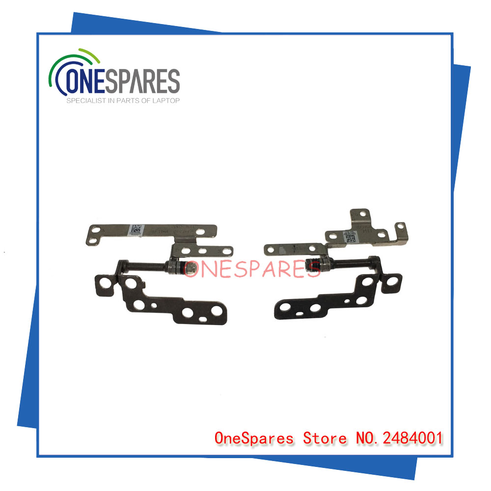New Original Laptop Lcd Hinges Bracket For Hp Envy 14-k 14-k000 Series Hinges With Left & Right Am0uk000500 Amouk000600 Nourishing Blood And Adjusting Spirit Ac/dc Adapters