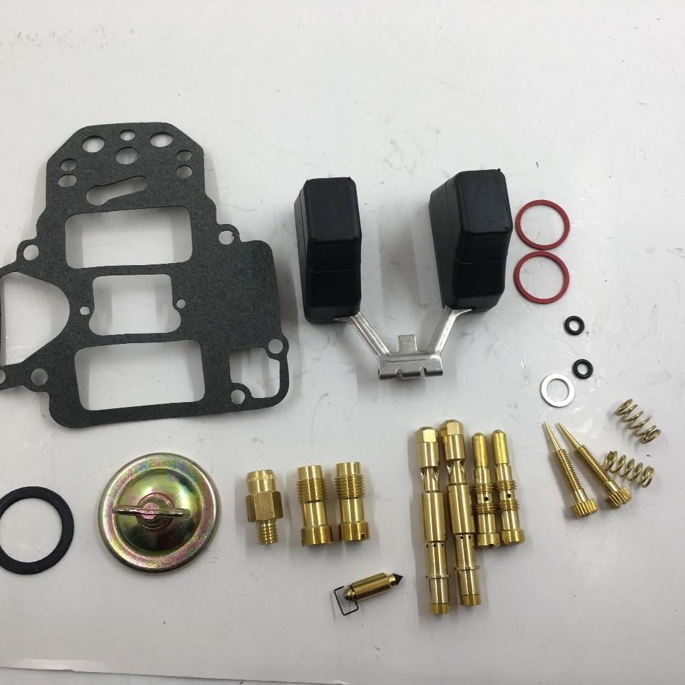 SherryBerg 40 42 45 DCOE Carburetor Carb Rebuild Repair Tune Up Kit W Float FOR weber