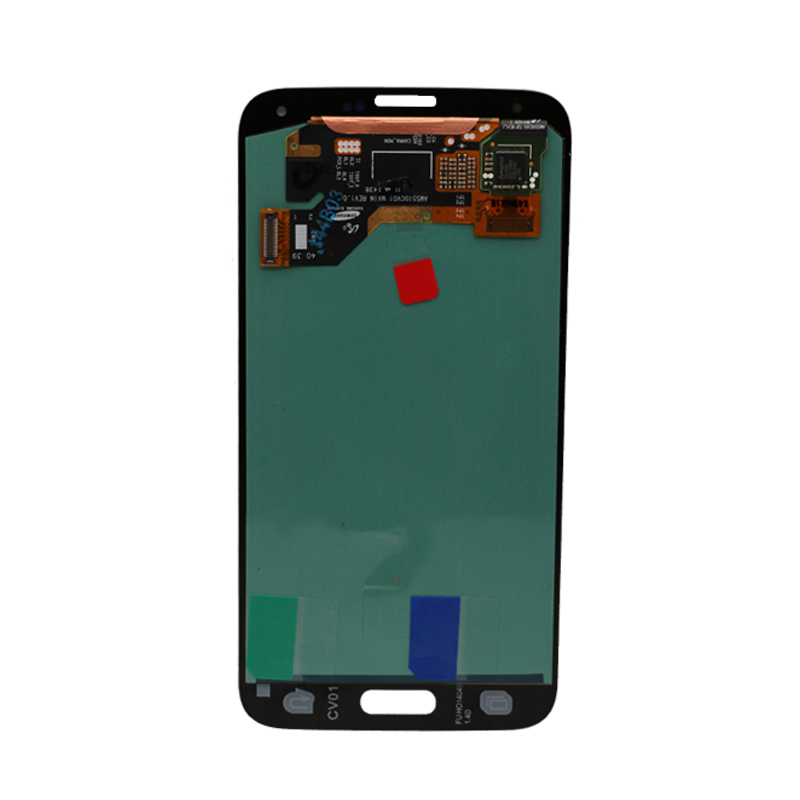 Image 2 - For Samsung Galaxy S5 LCD Display G900 I9600 G900f G900a LCD Screen And Touch Screen Digitizer Assembly With Adhesive Tools-in Mobile Phone LCD Screens from Cellphones & Telecommunications