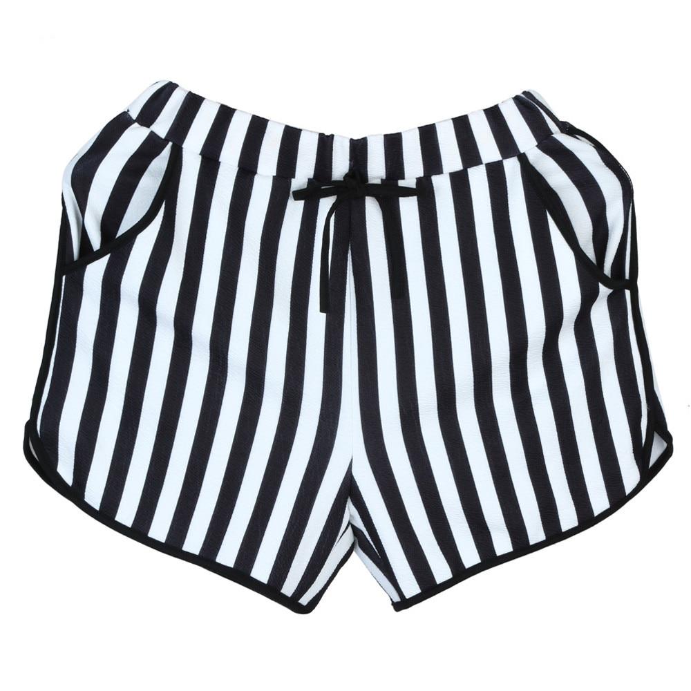 KLV Women Yoga Shorts Elastic Fitness Sport Leggings Tights High Waist Print Running Sportswear Sports Shorts Training Trousers
