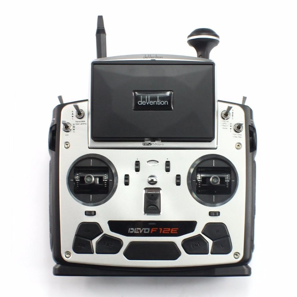 F09070 Walkera Devo F12E 5.8GHz 32 channel Transmitter Radio with 5
