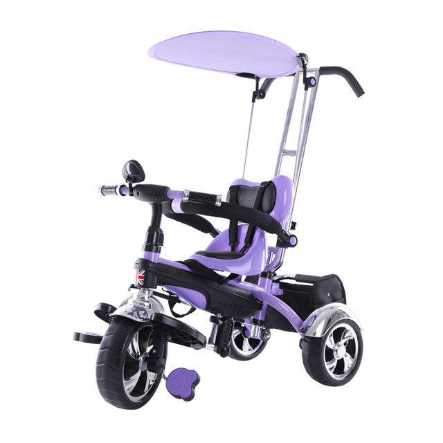 e8802144121 Dongma Children/Bicycle Kids Trike/Pedicab /Steel Tricycle, 3 Wheel Bicycle  /Bicicleta /Bici/ Bike with Back Carriage