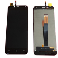 Black 5.0''For Cubot Magic LCD Display+Touch Sccreen Digitizer Assembly Phone Accessories with free 3m Adhesive