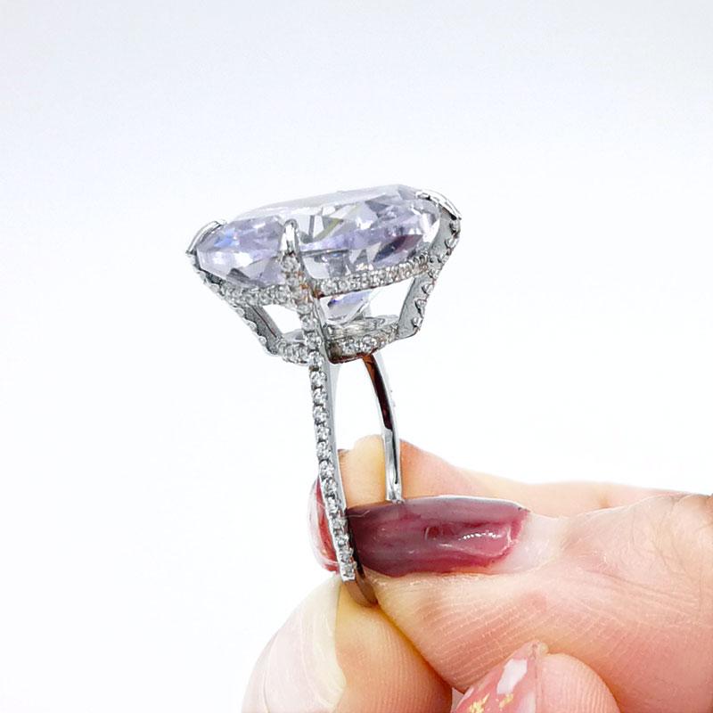 COLORFISH Silver Engagement...