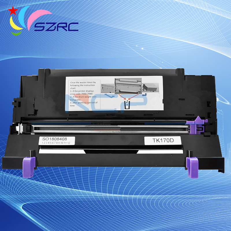 High quality New DK-170 dk170 black drum unit For Kyocera FS1320 FS1370 FS1135 FS1035 M2035DN M2535DN P2135 Printer