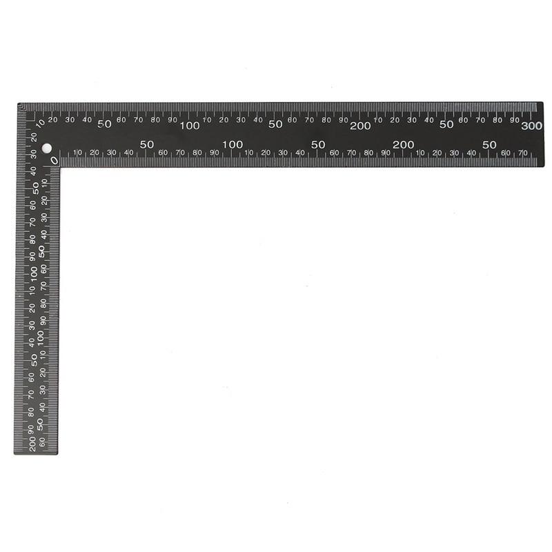 8 pulgadas x 12 pulgadas techos cuadrado marcado ángulo recto marcos ...