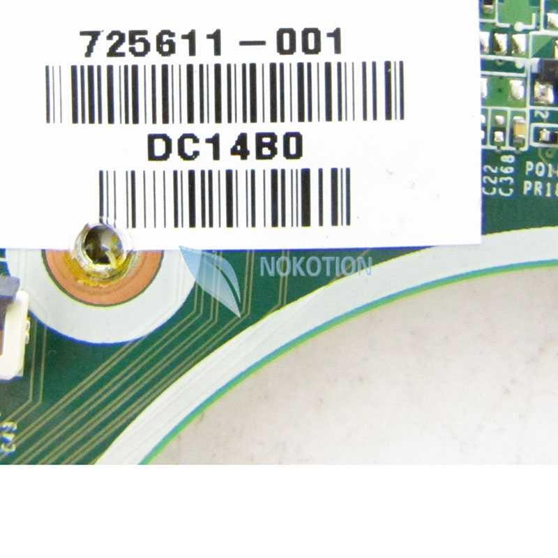 NOKOTION 725611-001 732088-501 732088-001 DA0U83MB6E0 עבור hp Pavilion 15-N 15-n305tx 15.6 אינץ מחשב נייד האם SR170 i5-4200U