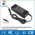 19 V adaptador AC para HP 6535 s, 6570b, 6530 s, 6930 p, 6530b, Probook 430 G1 Laptop Charger Power Supply