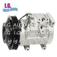 10S17C AC COMPRESSOR For Car HONDA ACCORD V6 3 0L 2002 2007 38810RCAA01 38810RDAA01 38810RDJA01 38810RGLA01