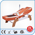 Electric Half Body Genuine Jade Stone Acupuncture Massage Bed