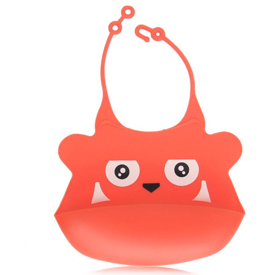 Yumuşak Sevimli Bebek Önlükler Hayvan Silikon Dol Aksesuarları Erkek Yenidoğan Su Geçirmez Silikon Çocuklar Için Bebek Kız Öğle Önlükler Set 504053