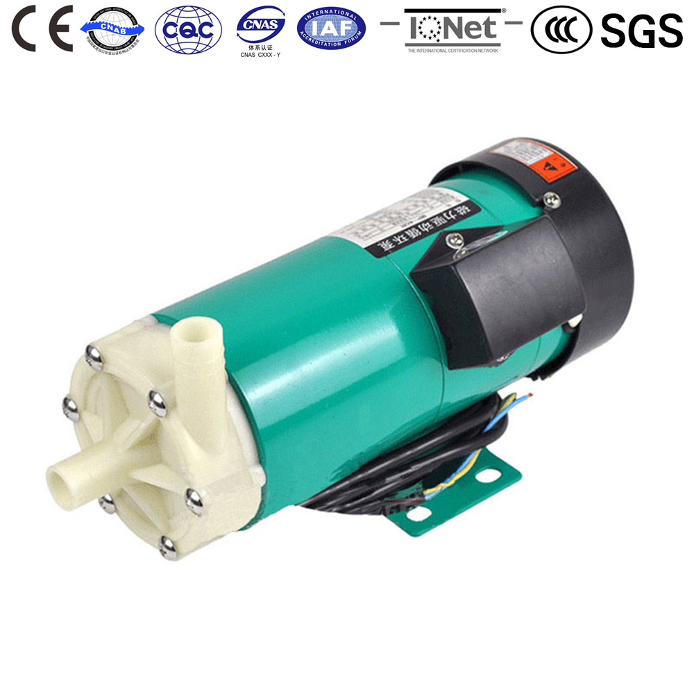 Centrifugal Water Pump MP-40RXM 60HZ 220V Magnetic Drive Circulation for Industry equipment Food Machine Electric Plate CEpassed mp 55r china 220v engineering plastic magnetic drive pump big volume sea water pump industry magnetic centrifugal water pump