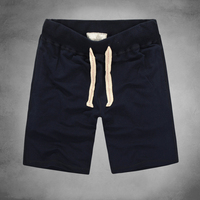 Summer Men Casual Shorts Fashion Brand Boardshorts Drawstring Male Comfortable Cotton Shorts Sweatpants Mens Short Bermuda