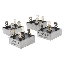 1 Pcs KBPC 5010 1000 Volt Bridge Rectifier 50 Amp 50A Metal Case 1000 V Diode Bridge Atas Panas Dijual(China)