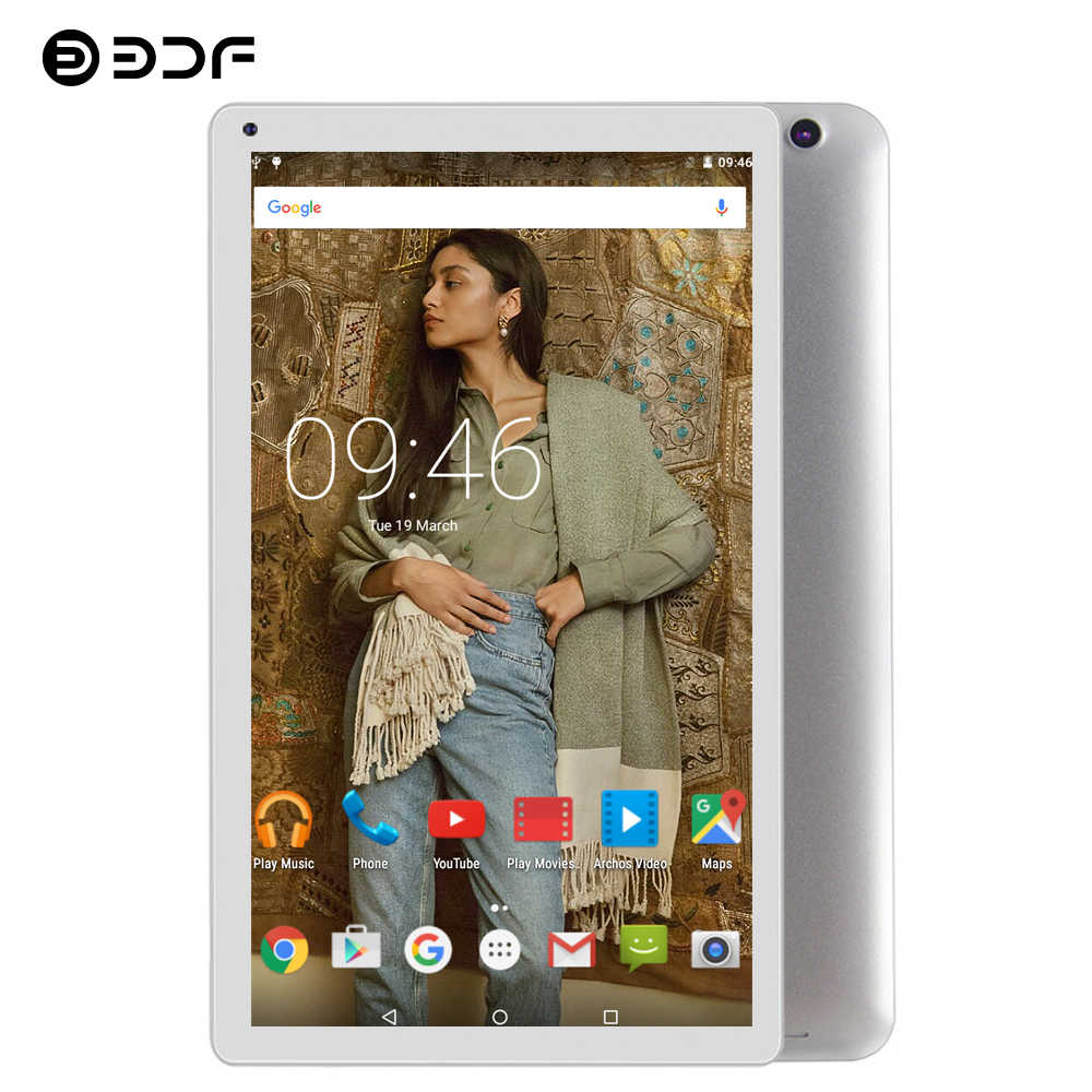 BDF recién llegado 2019 tableta 10 pulgadas Android 5,1 tableta Pc 1 GB/32 GB Google Play pequeña computadora tableta Quad Core tabletas WiFi 10,1