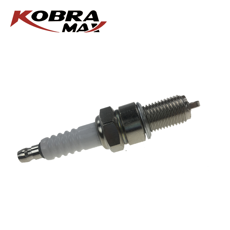 KobraMax Spark Plug 1pcs D8TC for Motorcycle CG125 125 Car Accessories Automobile Parts in Spark Plugs Glow Plugs from Automobiles Motorcycles