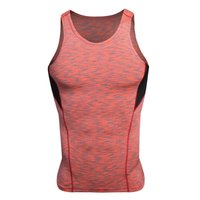 Causal Men's Tank Tops Quick Dry Fitness Men's Sleeveless Vest