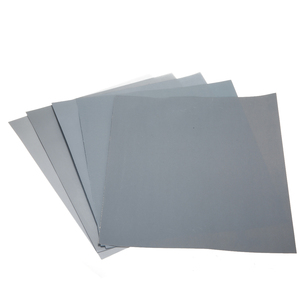 Image 4 - 5Pcs Waterproof Sand Papers Wet and Dry Sand Paper Mixed Assorted Grit 2000 2500 3000 5000 7000 for Car Paint Varnish Filler