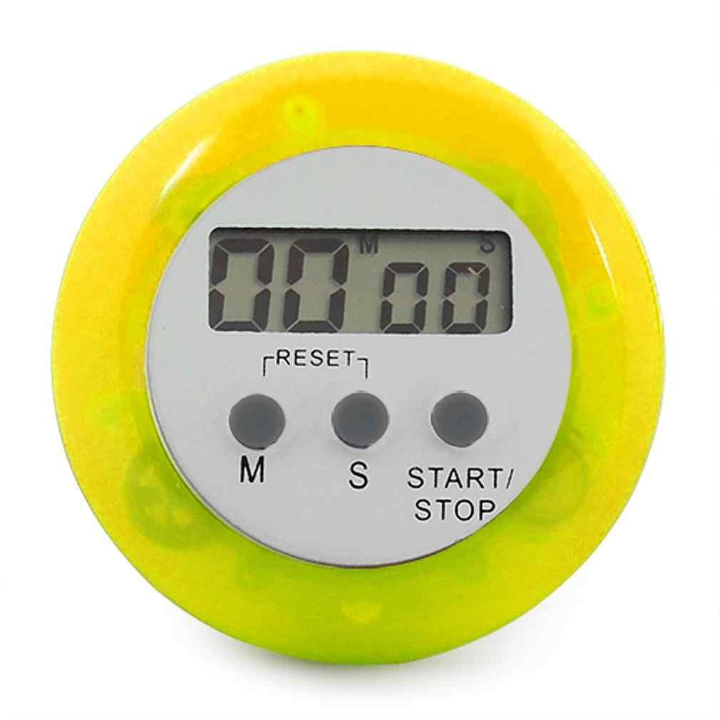 TFBC UK numérique magnétique LCD minuterie arrêt montre cuisine cuisson compte à rebours 2 couleurs