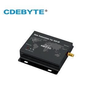 Image 4 - E90 DTU (400SL30 ETH) RJ45 Ethernet חדש לורה SX1268 30dBm 1W 433MHz TCP UDP יציאה טורית אלחוטי משדר מודם