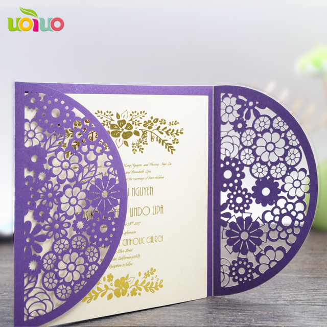 Meeting Invitation Card Marathi Marriage Cards Laser Cutting Papers