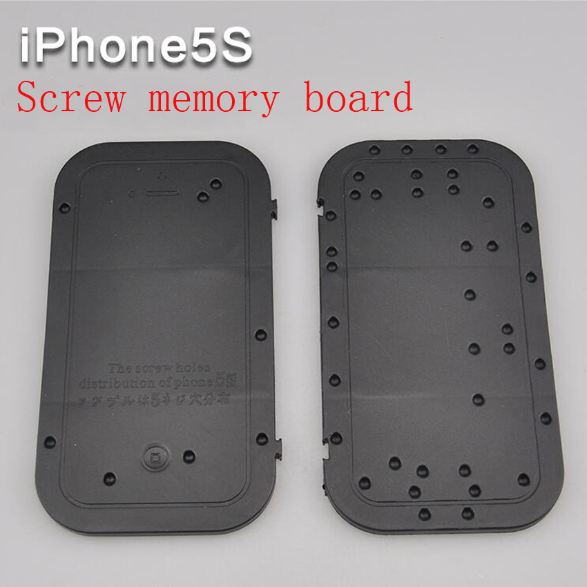 iphone5S Screw memory board Position board Disassemble maintenance tool distribution positioning plate for iPhone Pakistan