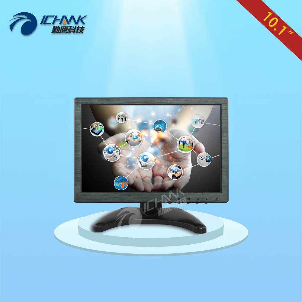 B101JC-V59/10.1 inch 1280x800 16:10 IPS 1080p VGA HDMI USB signal Meal,Industrial,Medical resistance touch monitor LCD screen;
