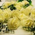 Led flor Novidade 5 m 20 leds luz da corda de fadas decoração do casamento chrismas luz led Rosa interior guirlanda Ano Novo 2017 220 V/110