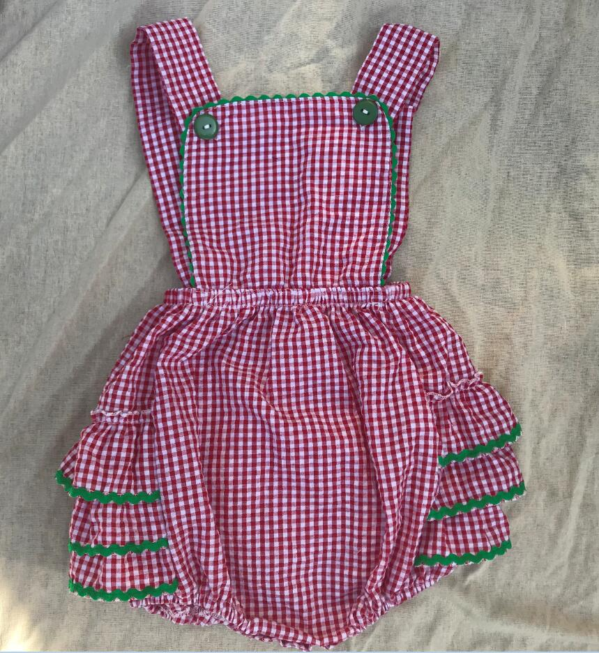 cd82b1f3971 fashion ruffle and button style baby high quality romper girls bib dress  toddler xxx bf photo rompers-in Rompers from Mother   Kids on  Aliexpress.com ...