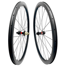 road disc wheel 44x28mm tubeless 700c Disc Brake road bike wheels NOVATEC 100x12mm 142x12mm NOVTAEC disc carbon wheels 1420spoke