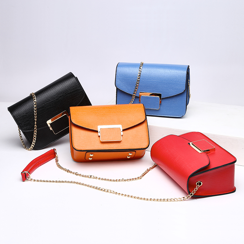 ФОТО free shipping new fashion brand women's single shoulder bag ladies messenger bag top pu leather 100% in-kind shooting wholesale