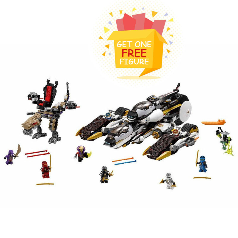 Bela Pogo Compatible Legoe BL10529 Building Blocks Bricks Ninjagoe Action Figures Thunder Swordsman toys for children bela pogo compatible legoe ninjagoe thunder swordsman dragon s forge building blocks bricks compatible with decool toys for