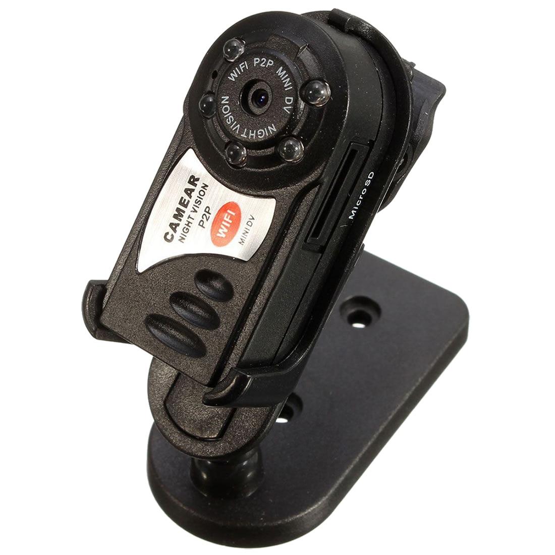 Wholesale Mini Wireless WIFI/IP Remote Surveillance DV Security Cam Micro Camera For IOS детская игрушка new wifi ios