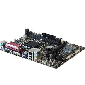 Image 2 - GIGABYTE GA H81M DS2 carte mère de bureau LGA1150 i3 i5 i7 DDR3 USB3.0 Micro atx