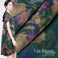 Тяжелый Атлас gambiered кантон марли ткань 30 мм тяжелая Iris шелковой ткани платье Ципао китайская шелковая ткань оптовая продажа шелковой ткани