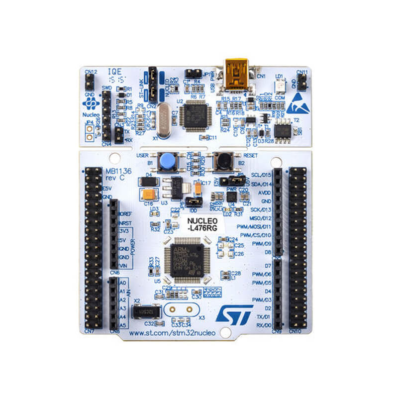 US $19 2  ST official demo board NUCLEO L476RG STM32L4-in Demo Board from  Computer & Office on Aliexpress com   Alibaba Group
