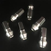 Фотография Gr5 Titanium Wheel Lug Nut Of Car M12*1.25 Titanium Bolt 20pcs For Sale Discount Price