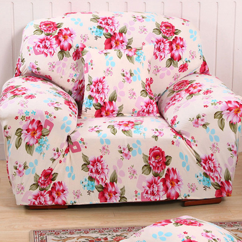 Pattern Sofa Covers Throw Slipcover Couch Stretch Slipcovers Set Colorful Cotton Case On The Universal Tension In Cover From Home