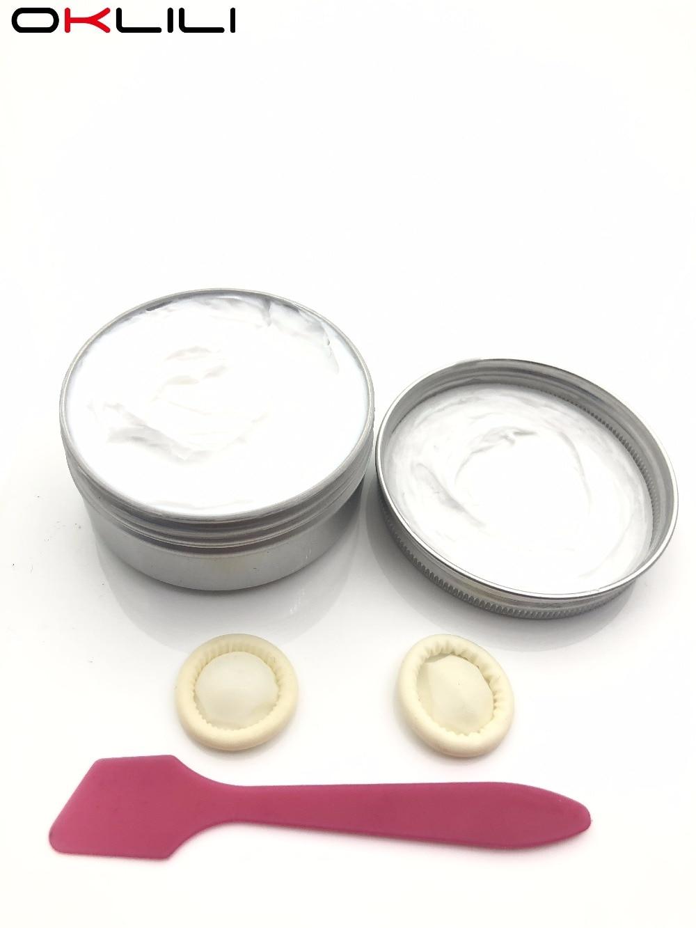 ORIGINAL 100g MOLYKOTE G8010 G 8010 Silicone Fuser Grease Oil lubricant for HP P4515 4250 4300