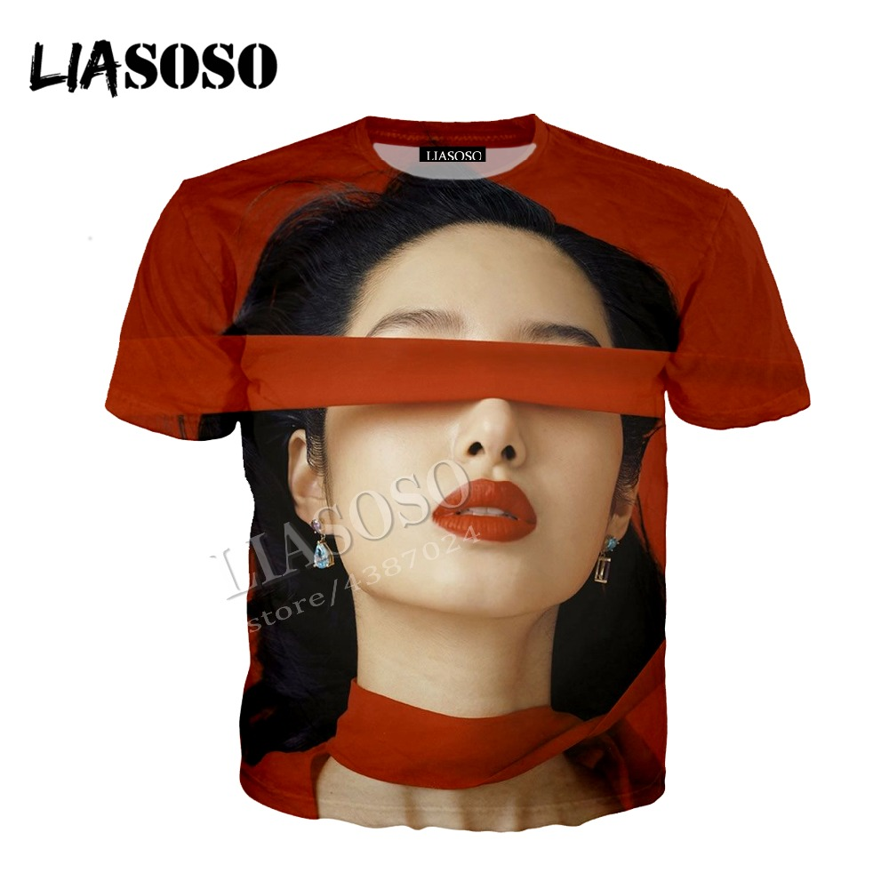 LIASOSO latest 3D printing cozy polyester Chinese woman classic red sexy art zipper hooded shirt men women sportswear CX498