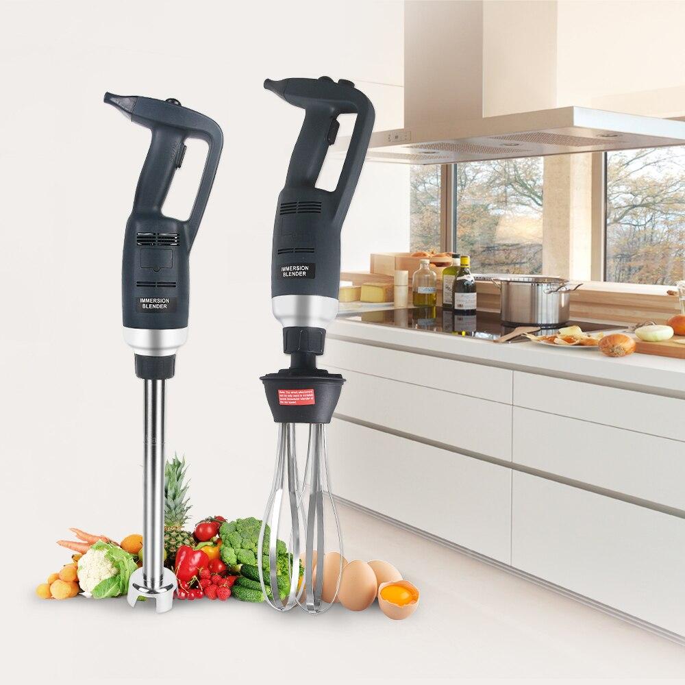ITOP 350 w Heavy Duty Commerciale Blender Mixer Robot Da Cucina Professionale Tenuto In Mano di Immersione Frullato di Ghiaccio Bar Frutta Frullatore