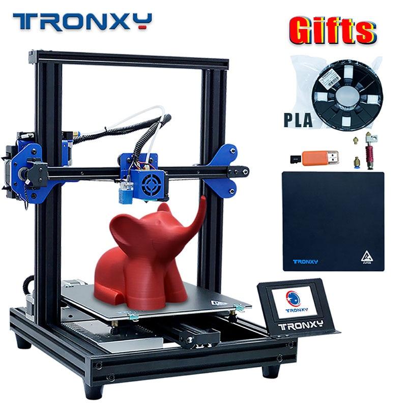 Tronxy XY 2 Pro assemblage rapide plaque de construction d'imprimante 3D entièrement en métal 255*255*260 capteur de nivellement automatique écran tactile Semi assemblé-in Imprimantes 3D from Ordinateur et bureautique on AliExpress - 11.11_Double 11_Singles' Day 1