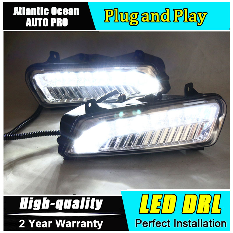 JGRT car styling For VW POLO LED DRL 2011-2013 For VW POLO led fog lamps daytime running light High brightness guide LED DRL 2011 2013 vw golf6 daytime light free ship led vw golf6 fog light 2ps set vw golf 6