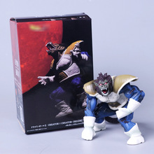 3 Styles Anime Dragon Ball Z Vegeta Gorillas PVC Action Figure DBZ Vegeta Beast Inspired Real Form Collection Model Toy