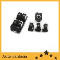 Combo de interruptores interiores cromados para Audi a4 b8|chrome switch|audi a4 switch|switch audi -