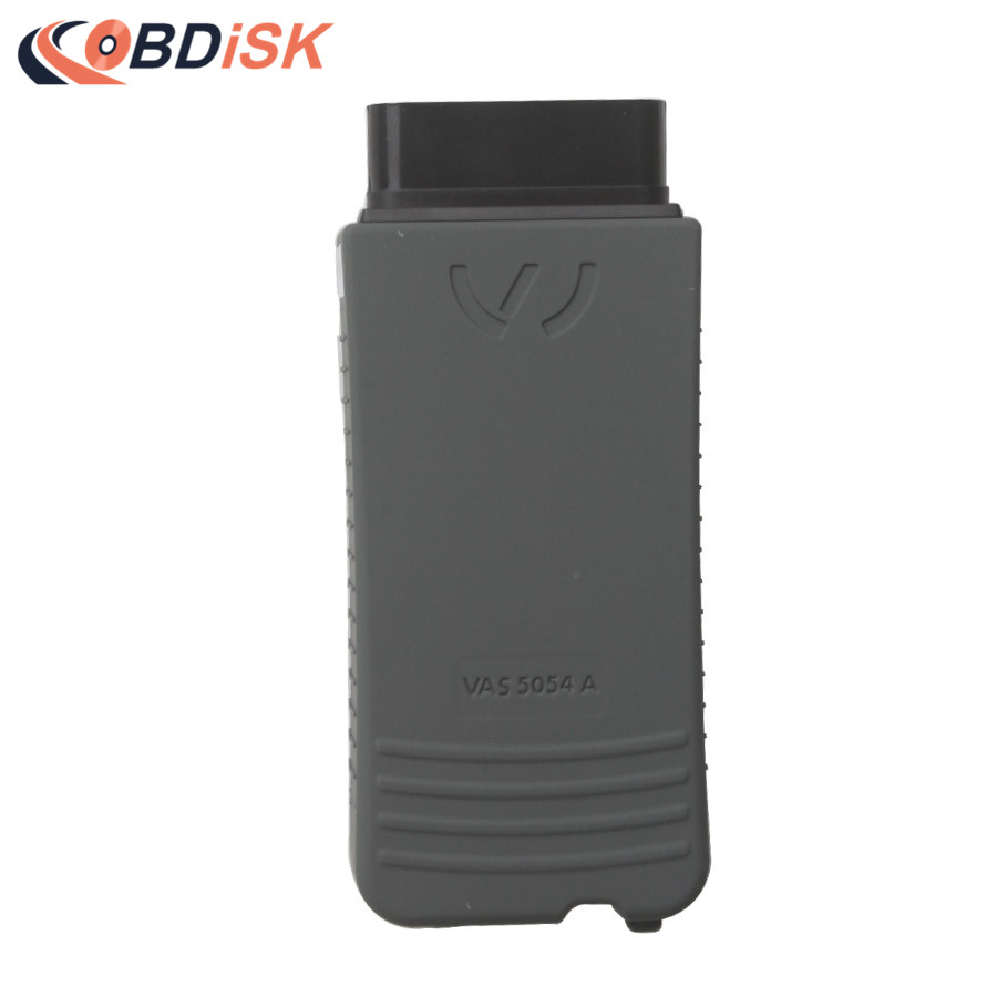 Best Quality VAS 5054A ODIS V4.13 Bluetooth Diagnostic Scanner Tool with Full OKI Chip Support UDS Protocol Multi-languages