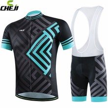 2017 New CHEJI Cycling clothing Bike Cycling jersey Mountain Race Ropa Ciclismo Mtb Maillot Ciclismo Bike Cycling clothes