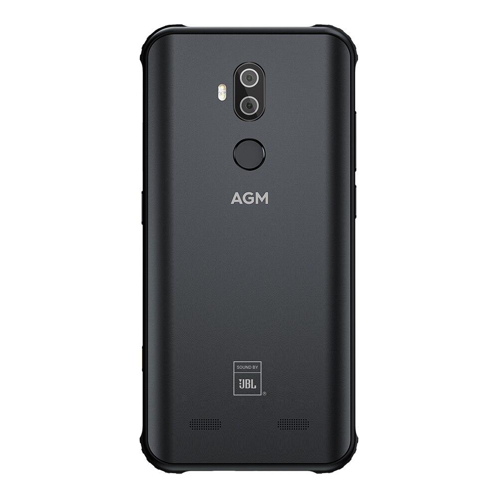 Фото. AGM X3 5,99 дюймов 4G LTE Android Восьмиядерный мобильный телефон прочный IP68 мобильный телефон 8 Г