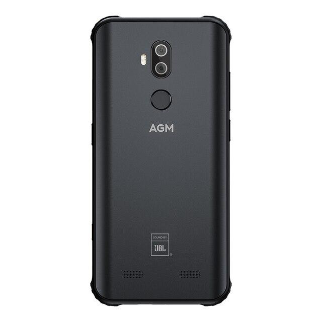 AGM X3 5,99 дюймов 4G LTE Android Восьмиядерный мобильный телефон прочный IP68 мобильный телефон 8 ГБ 128 Гб Смартфон NFC 4100 мАч 12 Мп + 24 МП распознавание лица
